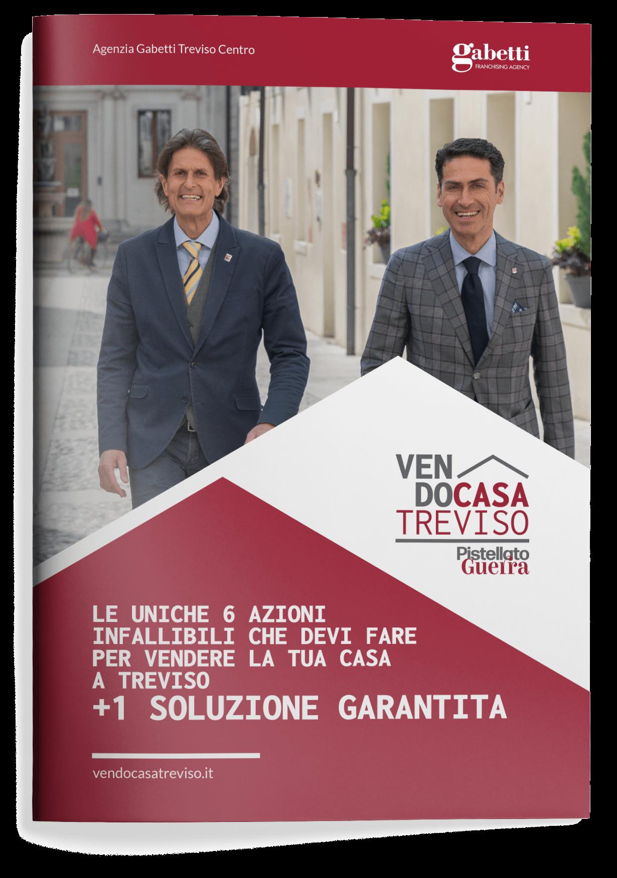 Copertina 3D Guida Gratuita Vendo Casa Treviso